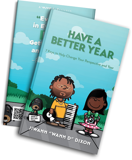 Have a Better Year - Book Mockup